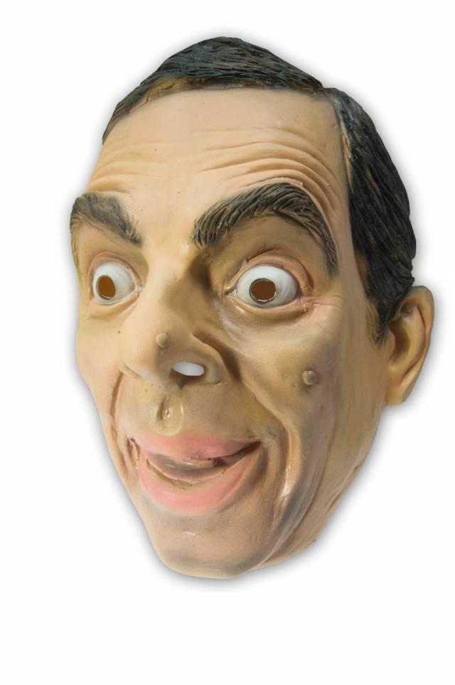 Mr Bean Latexmaske