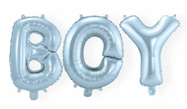 Folie Ballong BOY