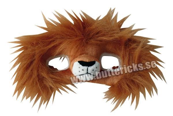 Barnemaske Løve