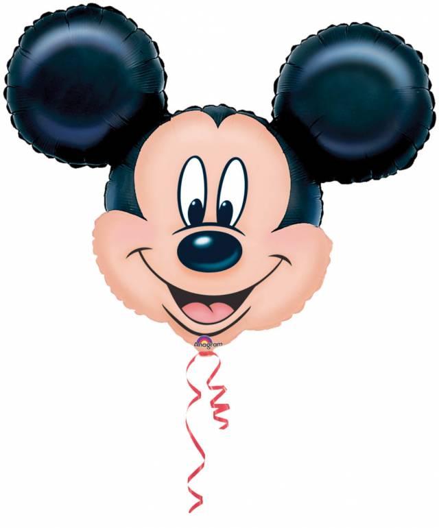 Folieballong Disney Mikke Mus