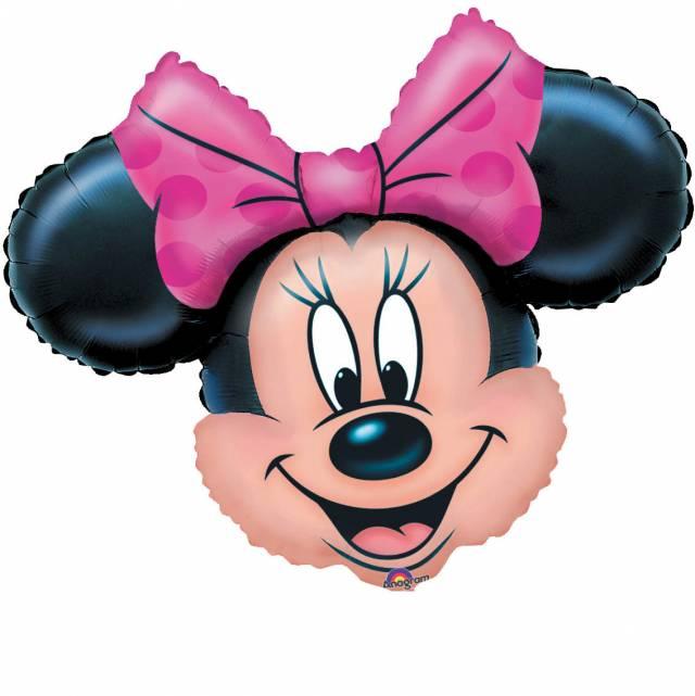 Folieballong Disney Minnie Mus