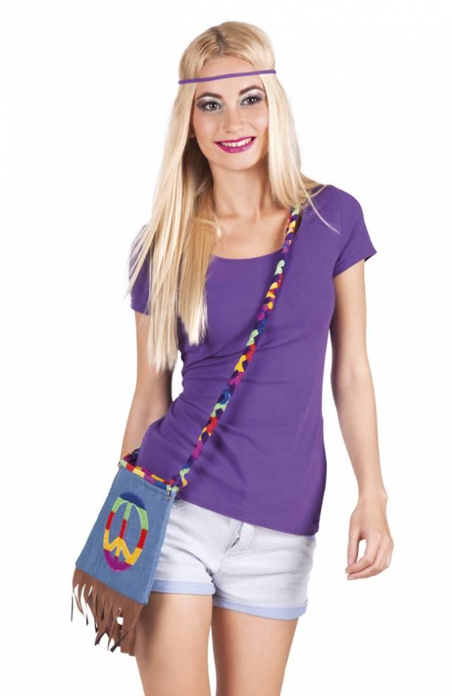 Hippie Jeans Peace Handbag