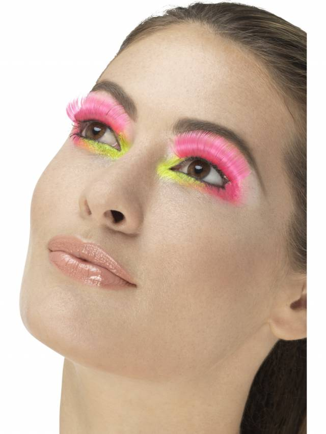 Løsvipper Neon Pink