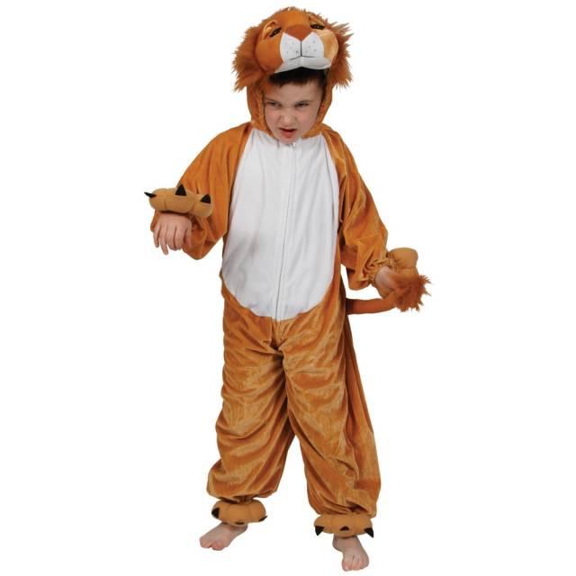 Barnekostyme Løve