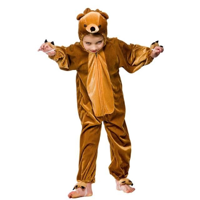 Barnekostyme Bjørn