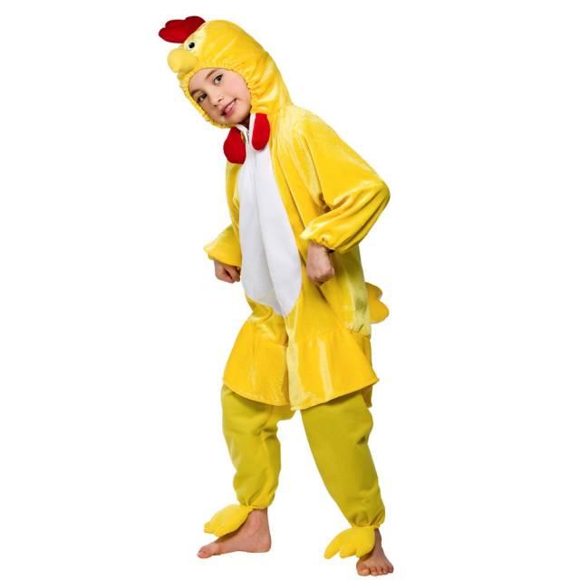 Barnekostyme Kylling