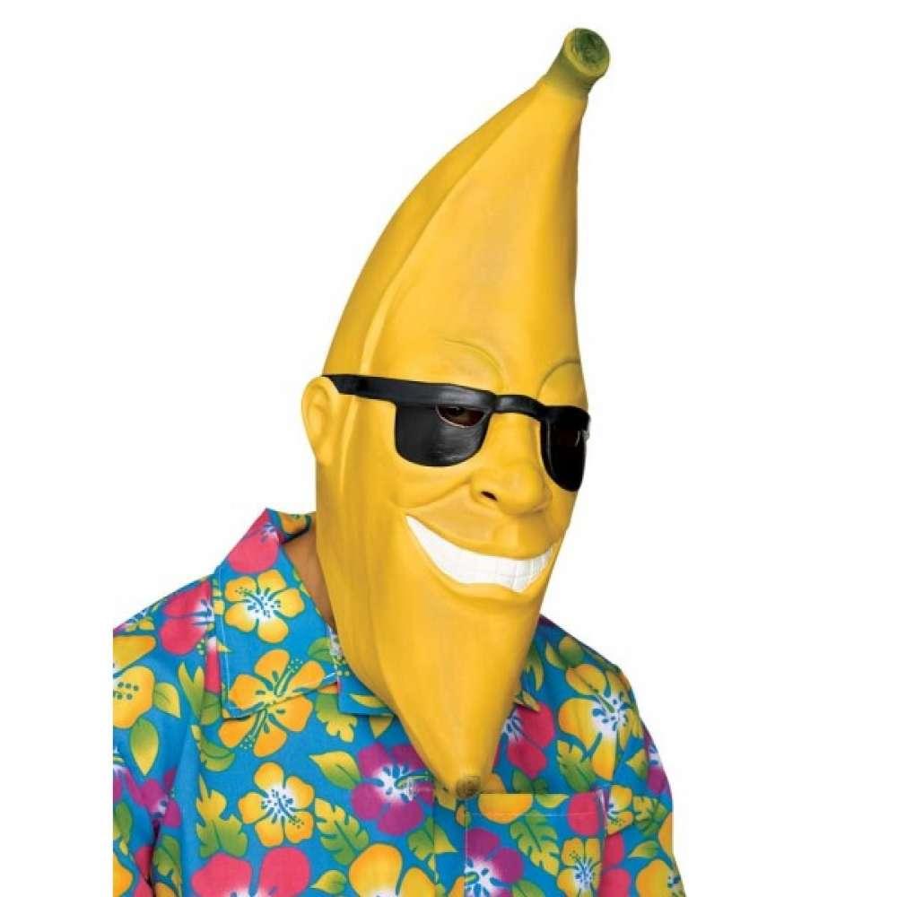 Banana Maske
