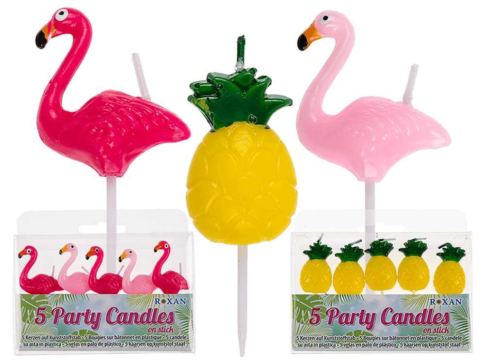 Flamingo & Ananas Lys