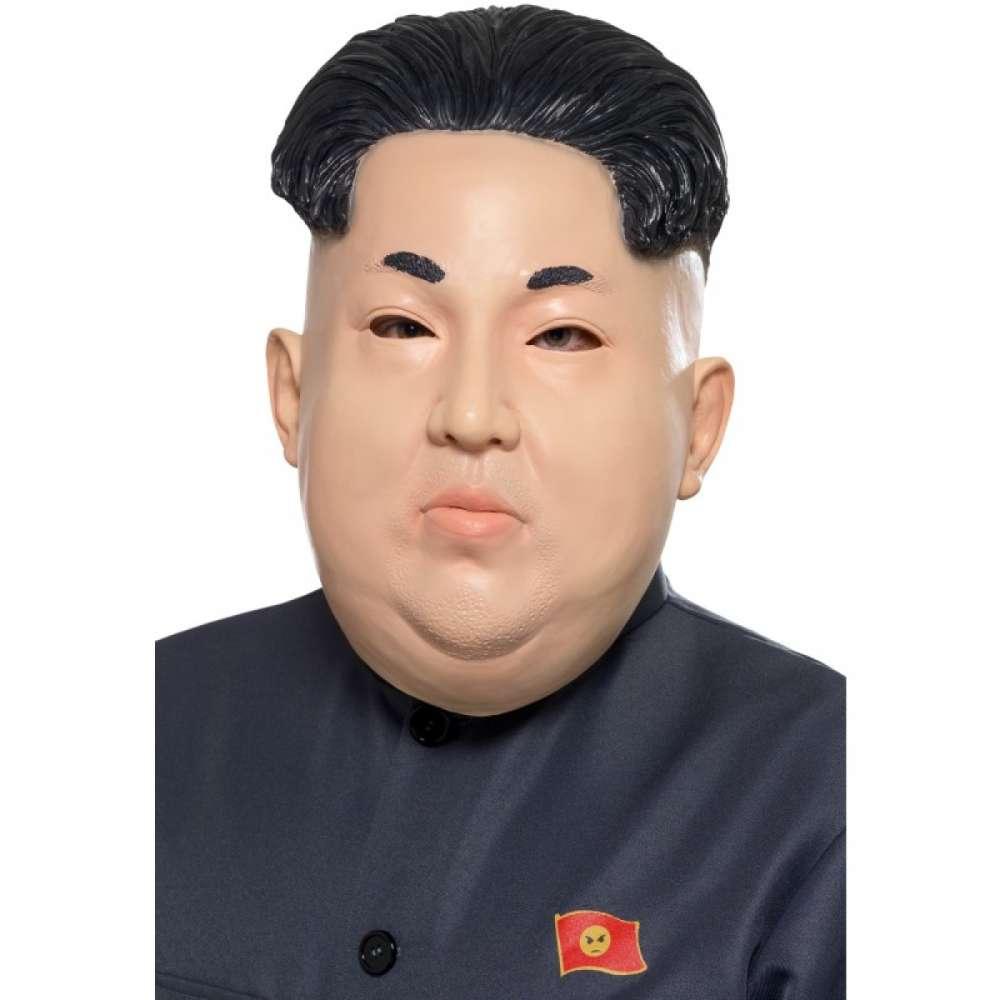 Korean Dictator Mask