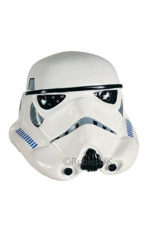 Star Wars Stormtrooper Hjelm Delux