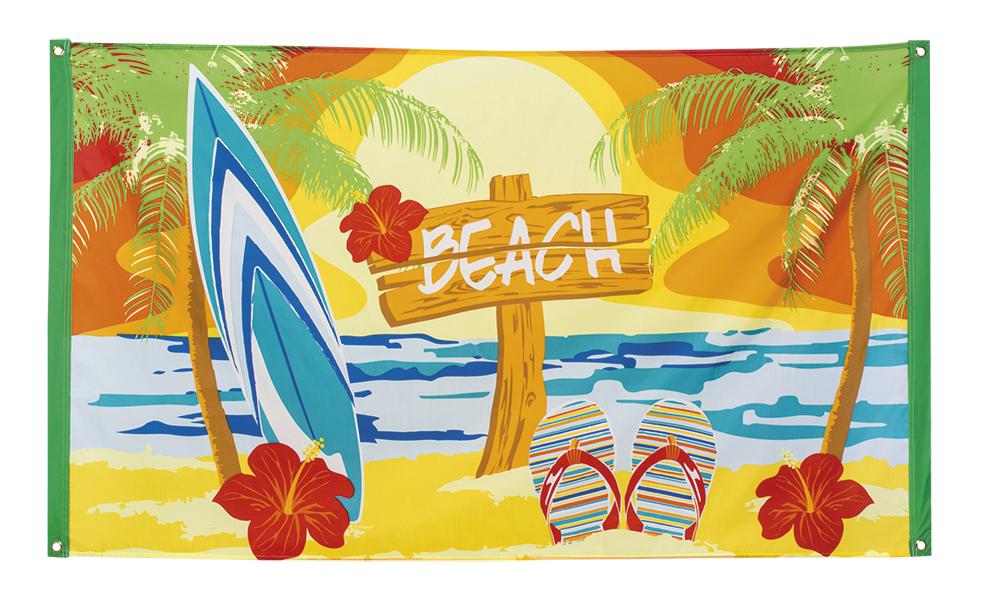 Beach Flagg 90*150 cm Polyester