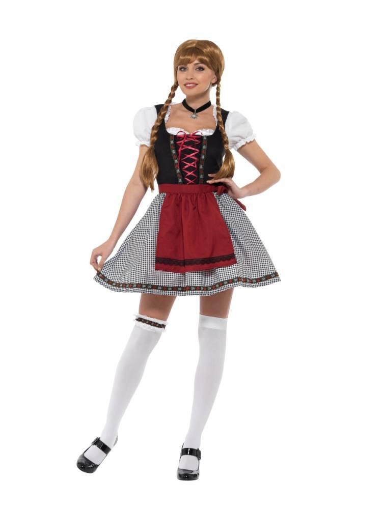 Flirty Fräulein Bavarian Sexy Damekostyme