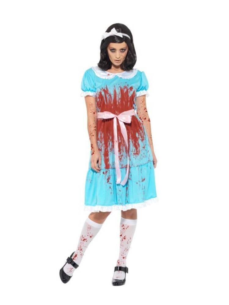 Bloody Murderous Twin damekostyme